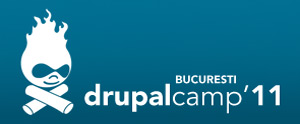 Drupalcamp Bucuresti/Romania 2011